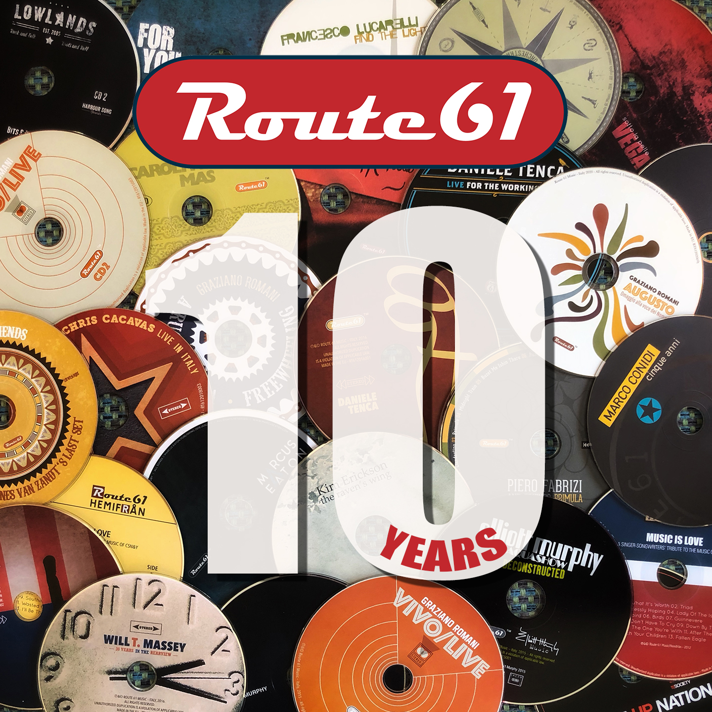 Route 61 Music - 10 Years